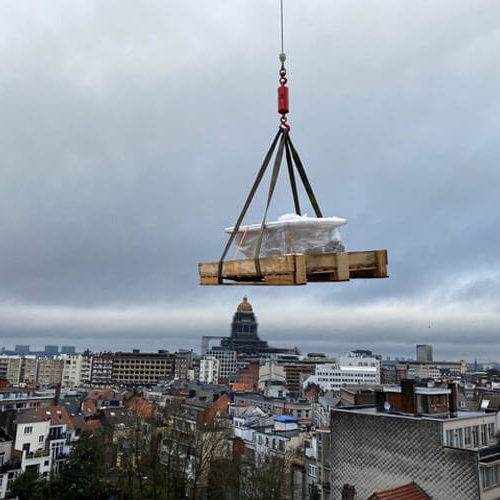 Toit mon Toit | Location de grues à Bruxelles et en Wallonie